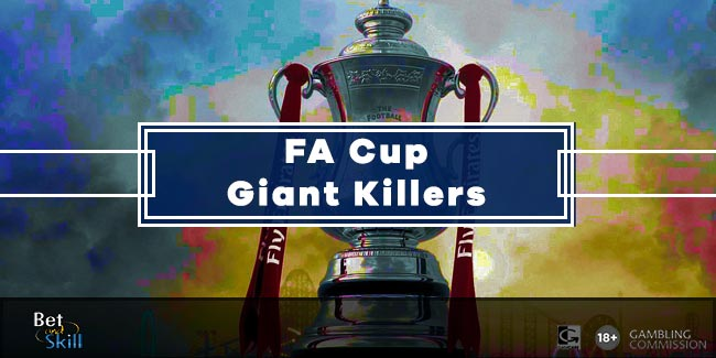 FA Cup giant killers