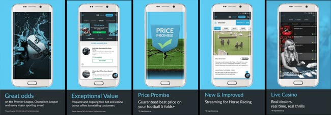 BetVictor Mobile App