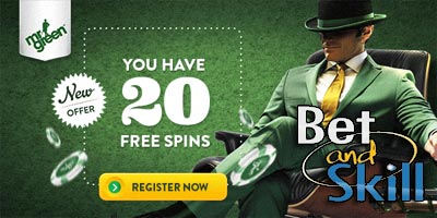 Mr Green Casino Slots No Deposit 2017 April