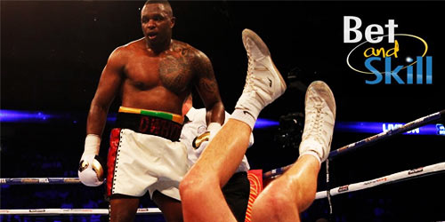 Whyte vs Rivas Betting Tips, Predictions, Odds & Free Bets (Boxing - 20.7.2018)