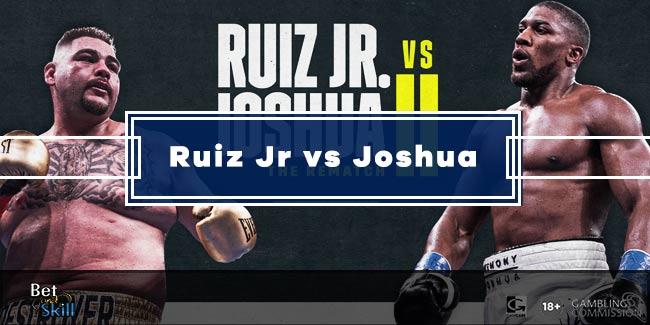 Andy Ruiz Jr. vs Anthony Joshua Betting Tips, Predictions & Odds (Boxing - 7.12.2019)