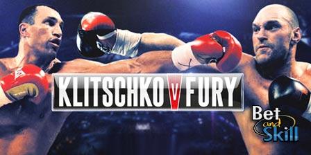 Klitschko Odds