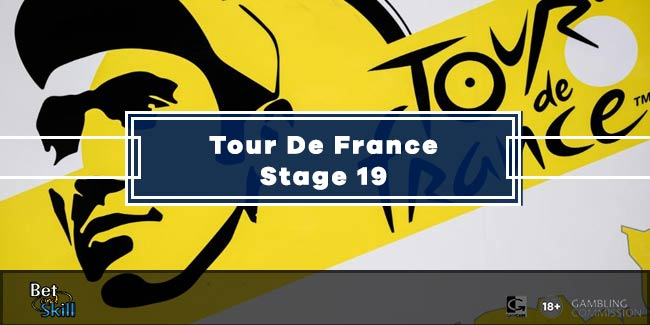 Tour De France Stage 19 Predictions, Betting Tips, Odds & Free Bets (18.9.2020)