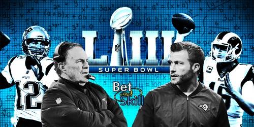LA Rams vs New England Patriots SuperBowl Betting Tips, Predictions & Odds (Super Bowl 53)