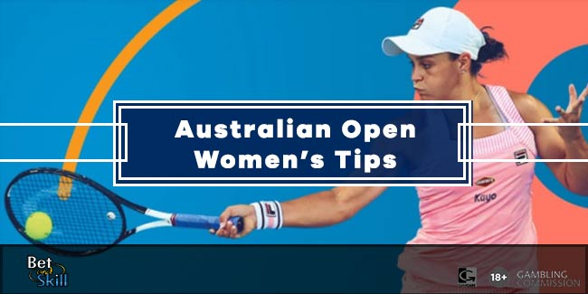 Today's WTA Australian Open Predictions, Acca Tips & Odds (Women's singles)