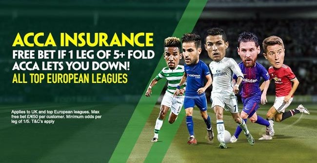 Paddy Power acca insurance