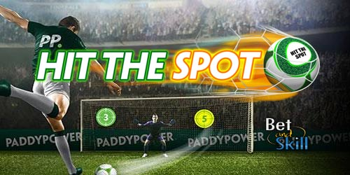 Paddy Power Hit The Spot - How To Play & Win The Cash Prize