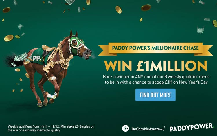 paddypower Millionaire Chase