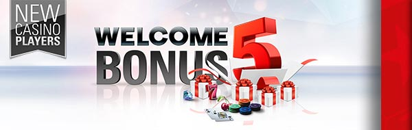 pokerstars casino new bonus