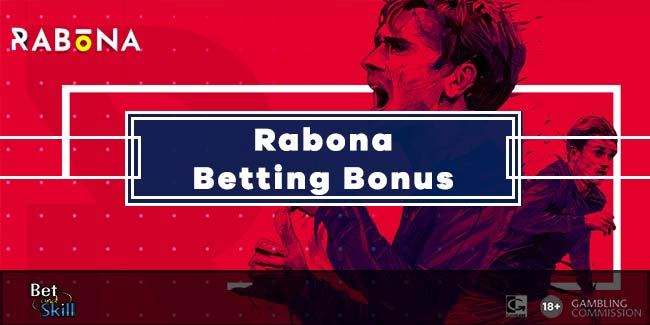 Rabona Betting Bonus: 100% Up To €100! No Promo Code