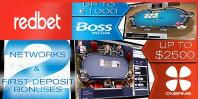 Redbet have now launched the new and improved Redbet Ongame poker room