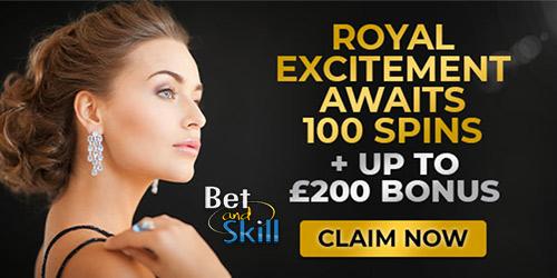 Regent Casino 100 No Wagering Free Spins + £200 Bonus