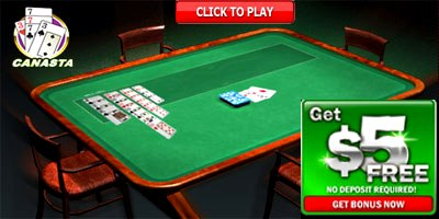 Play canasta on-line: bonuses, rules, tips and strategies