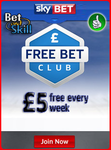 Skybet 10£ free bonus no deposit required