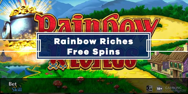 Rainbow Riches Free Spins, Free Play & Cheats