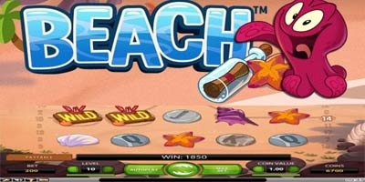 Beach video slot * How To Play * Demo * Free Spins