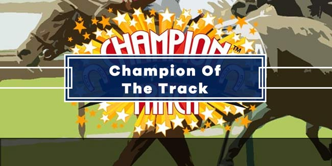 Champion Of The Track video slot * How To Play * Demo * Free Spins