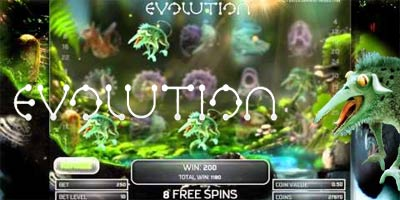 Evolution video slot * How To Play * Demo * Free Spins