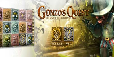 Gonzo's Quest video slot * How To Play * Demo * Free Spins