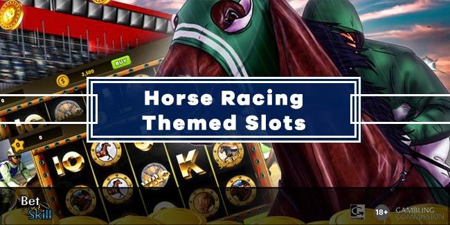 The Five Best Horse Racing Slots