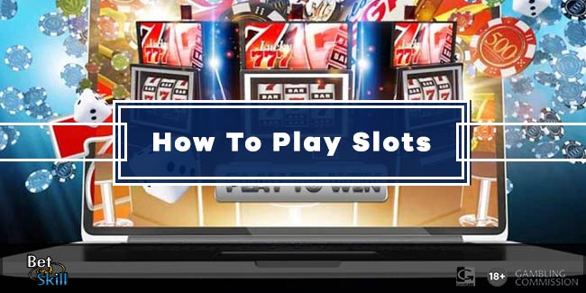 How To Play Slots Online - Tips, Tricks & Cheats