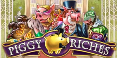 Piggy Riches video slot * How To Play * Demo * Free Spins