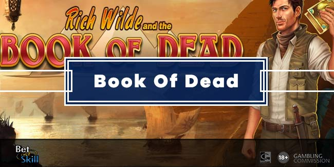 Book of Dead Slot Free Play | Cheats | No Deposit Free Spins