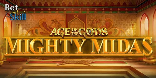 Age of the Gods: Mighty Midas slot - Free Play - Cheats - Free Spins