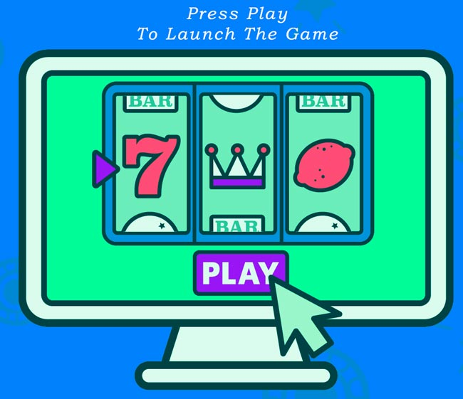 Press Play To Launch The Game