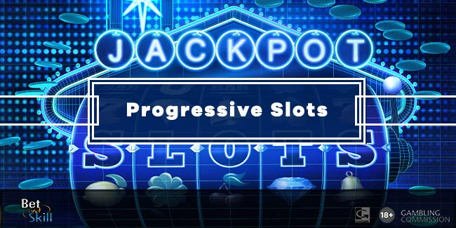 The Best Progressive Slots To Play Today