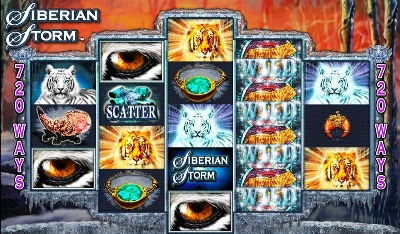 Siberian Storm video slot is now available at Betfred Games!