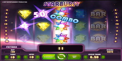 Starburst video slot * How To Play * Demo * Free Spins
