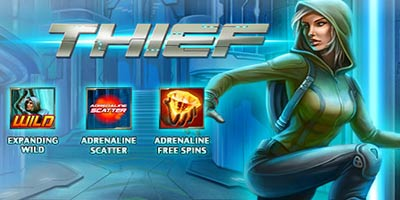 Thief video slot * How To Play * Demo * Free Spins