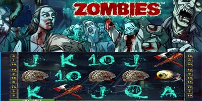 Zombies video slot * How To Play * Demo * Free Spins