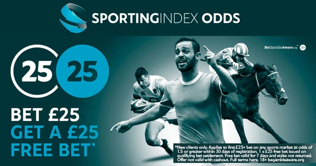 Sporting Index Free Bet