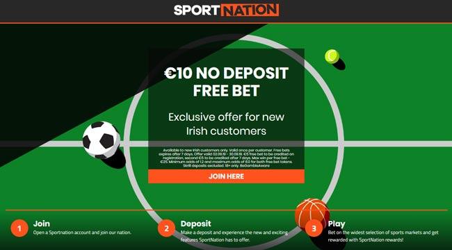 New Irish Betting Sites