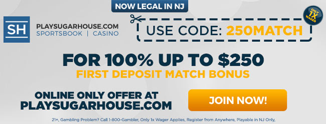 sugarhouse bonus sportsbook & casino