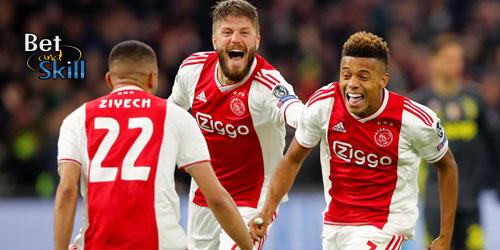 Ajax v Tottenham 2nd Leg Betting Tips, Predictions, Odds & Lineups (Champions League - 8.5.2018)