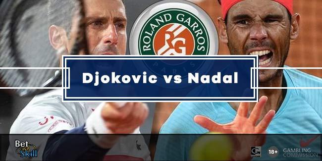 Nadal vs djokovic betting expert football horse betting system excel