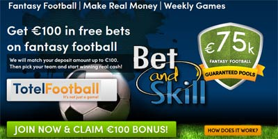 Win up to £75,000 with Totel Football, the new fantasy football game. Learn how to play here!
