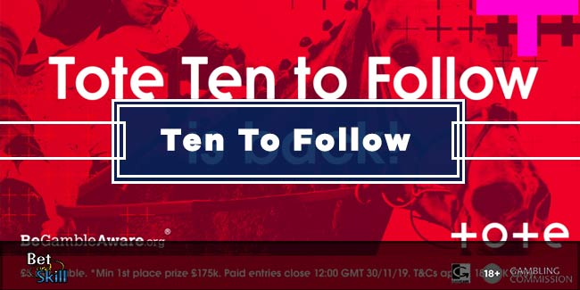 How to Play Ten to Follow, a new fantasy competition provided by Totesport