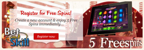 Maria Casino 5 free spins