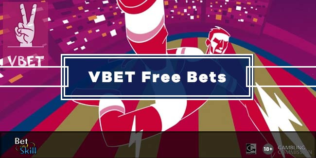 VBET Free Bets - Up To £25 On Your First Accumulator Bet