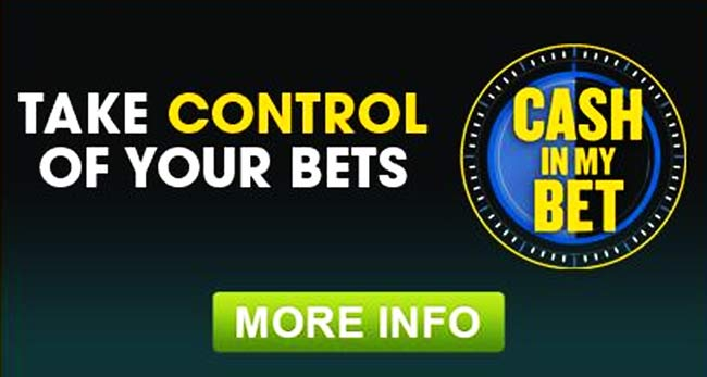 Cash in my bet, a new betting feature at William Hill