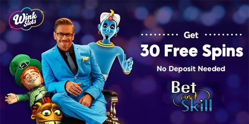 Wink Slots 30 Free Spins