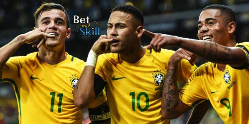 Brazil v Switzerland predictions, betting tips, lineups and odds (World Cup - Group E - 17.6.2018)