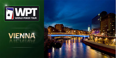 PartyPoker: Qualify today for your WPT Vienna package