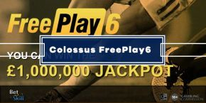 FreePlay 6 Tips and Predictions. Copy & Win £1 Million Weekly Jackpot!