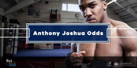 Anthony Joshua Odds - 25/1 AJ To Win vs Usyk & More Offers