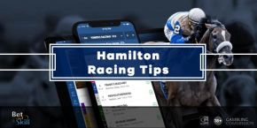Today's Hamilton horse racing tips, predictions and free bets